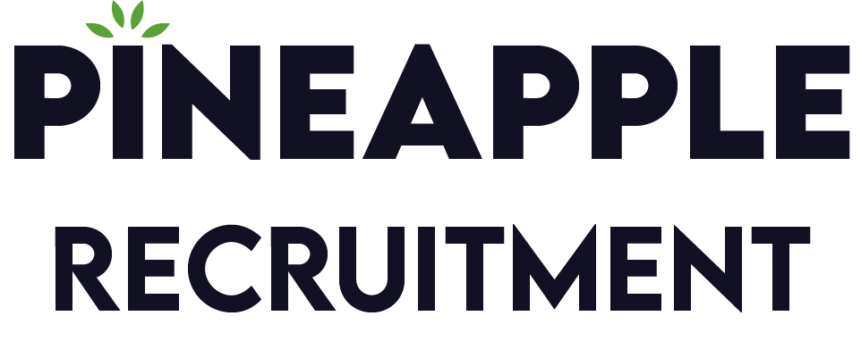 Pineapple Recruitment Logo