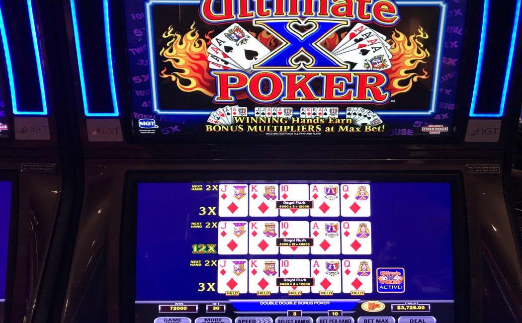 Video Poker Spot