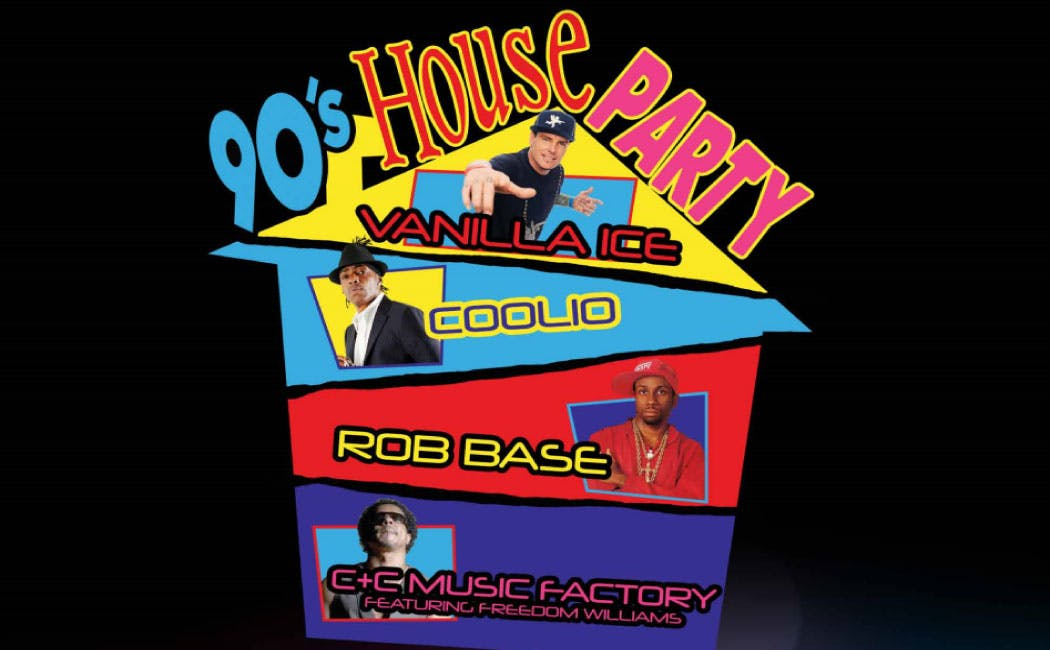 90's House Party