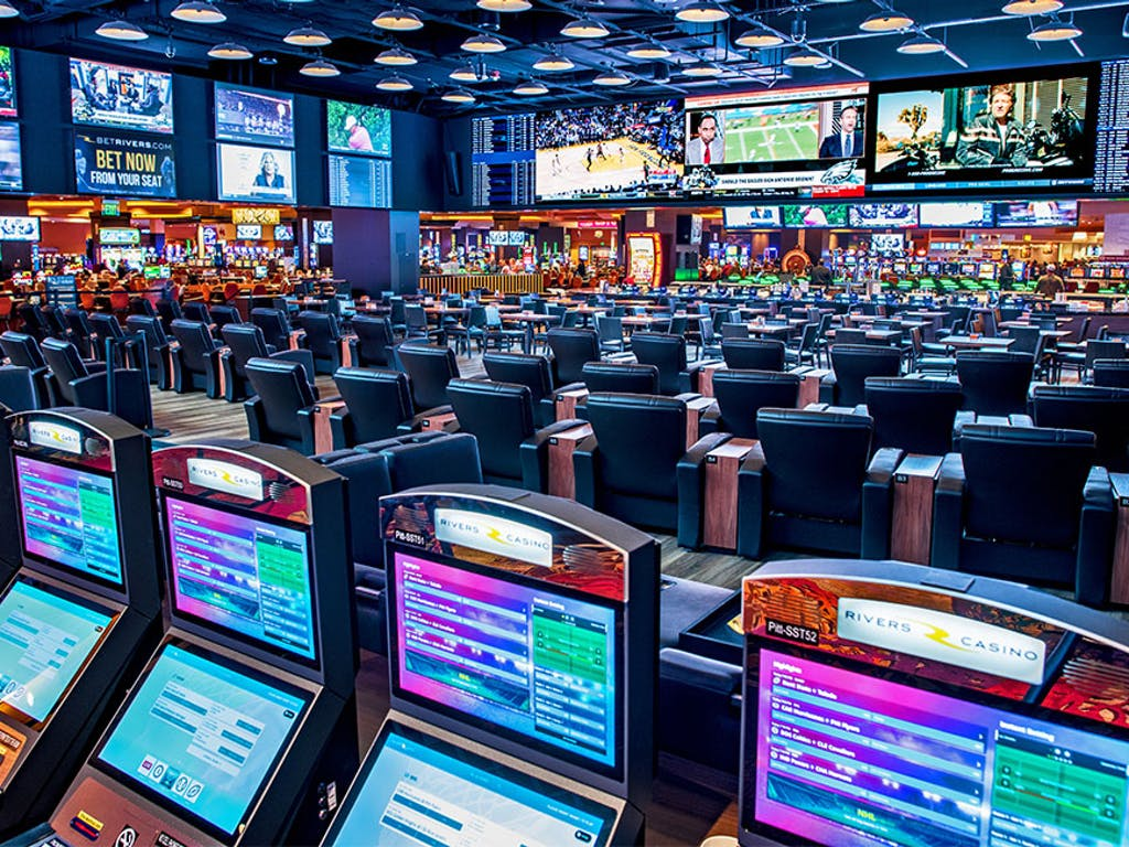 BetRivers Sportsbook — Rivers Casino Pittsburgh