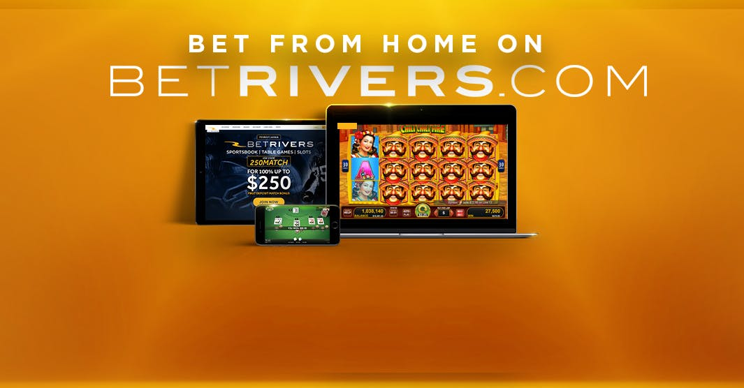Play now at BetRivers.com