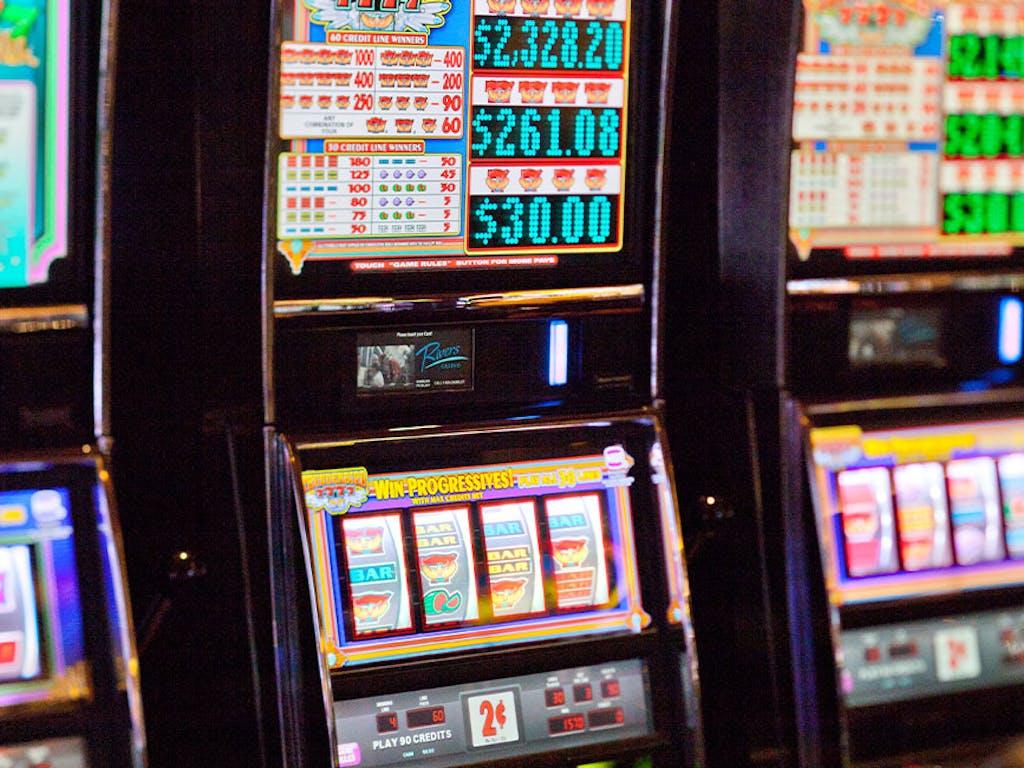Slots Rivers Casino Pittsburgh