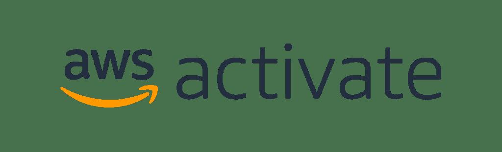 Amazon Web Services Activate logo