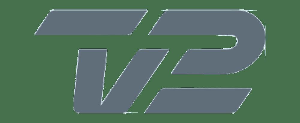 Logo for TV 2 Denmark