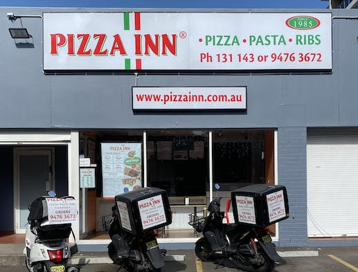 Pizza Inn Hornsby
