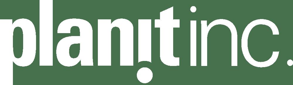 planit inc. Logo