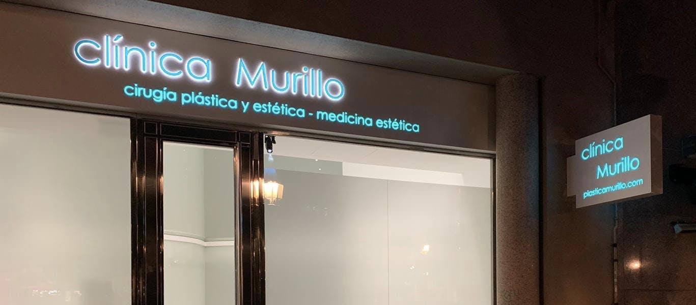 <h1>La Clínica Murillo</h1>