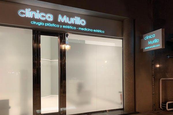 <h1>Clínica Murillo Vigo</h1>