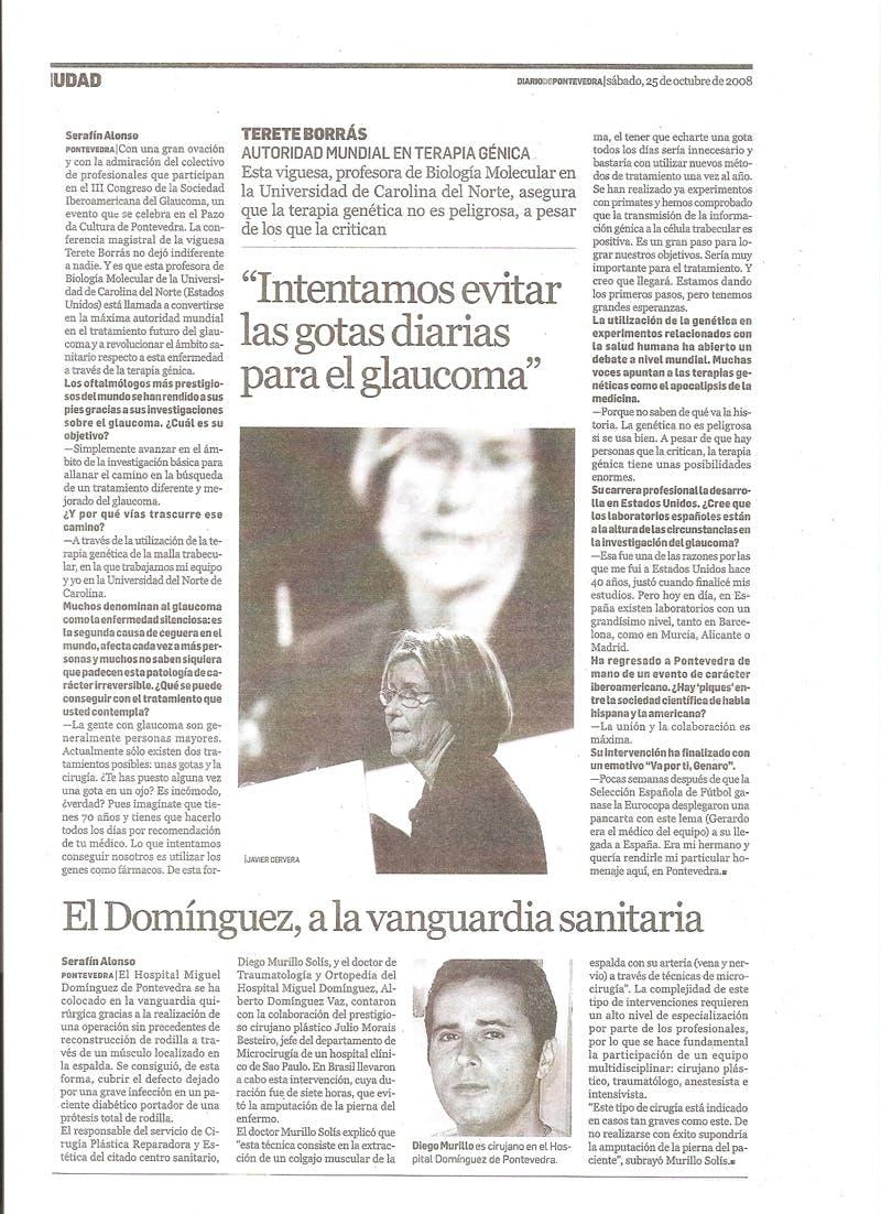 El Domínguez a la vanguardia sanitaria