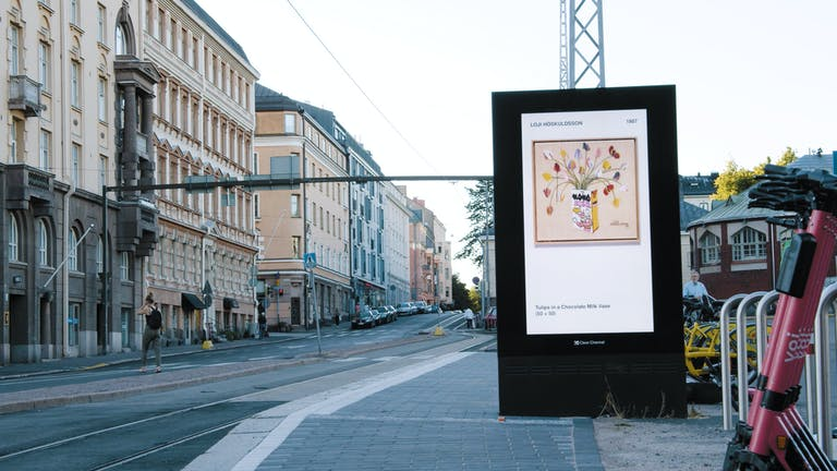 Open Art Gallery 17 August - Loji Höskuldsson