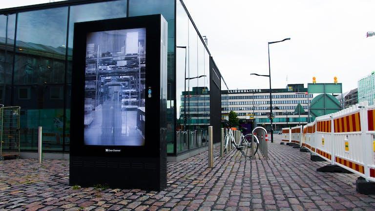 Open Art Gallery 23 August - Arja Kärkkäinen