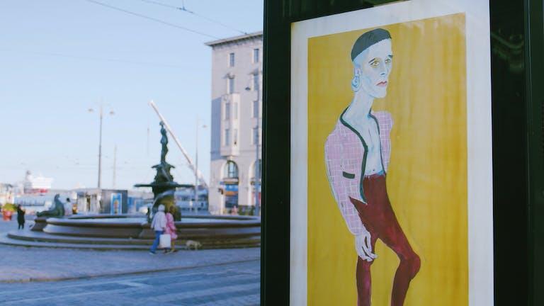 Open Art Gallery 19 August - Constance Tenvik