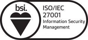 BSI ISO 27001 Assurance Mark
