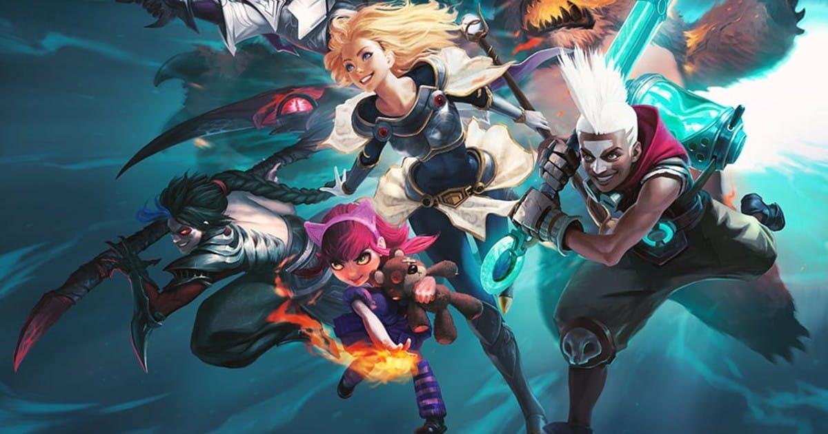 League Of Legends Scholastic Esports Playvs
