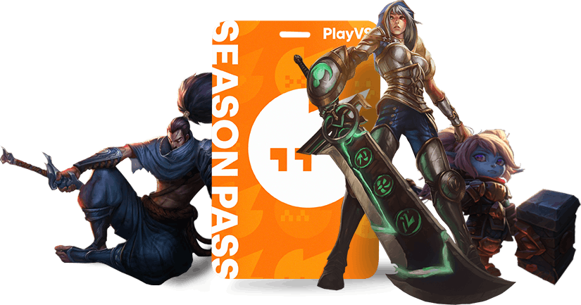 Unlock Champions with Season Pass