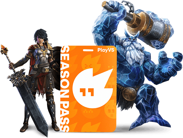 SMITE season passes available at PlayVS now