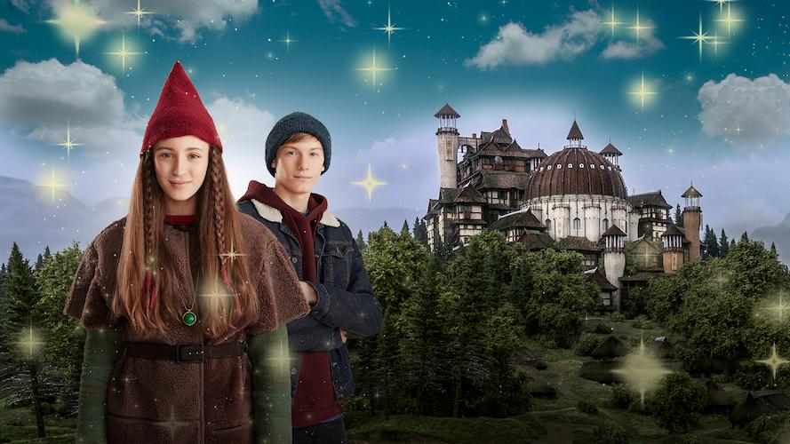 Varm op til december med alle 24 afsnit af Tinkas Juleeventyr