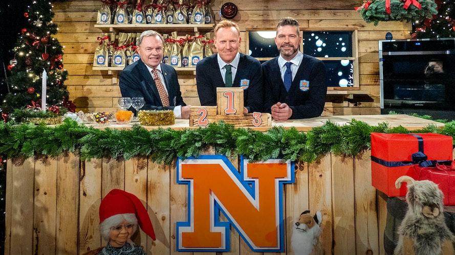 Natholdets julekalender 2 - Breinholt og Rasted smager sig gennem 24 nye øl i år