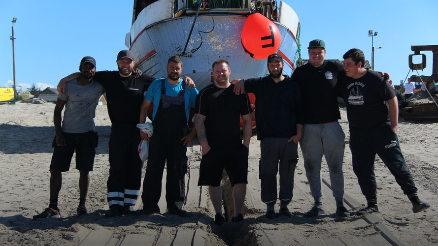 Fiskerne fra Nordjylland er tilbage i en ny sæson af Gutterne på kutterne