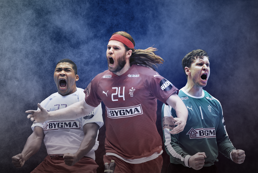 Håndbold - EM, VM og de danske ligaer