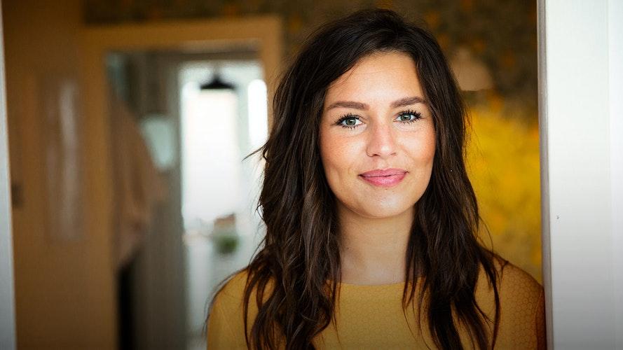 Mød Alexandra Staffensen - singlemor med over 43.000 følgere på Instagram