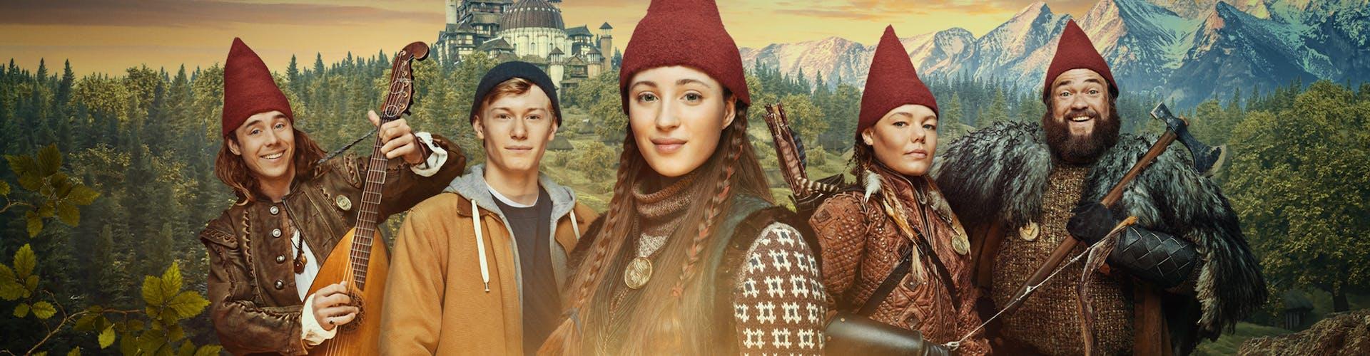 Tinka og kongespillet - Årets store julekalender på TV 2
