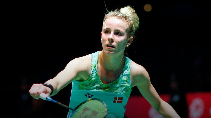 Badminton på TV 2 PLAY