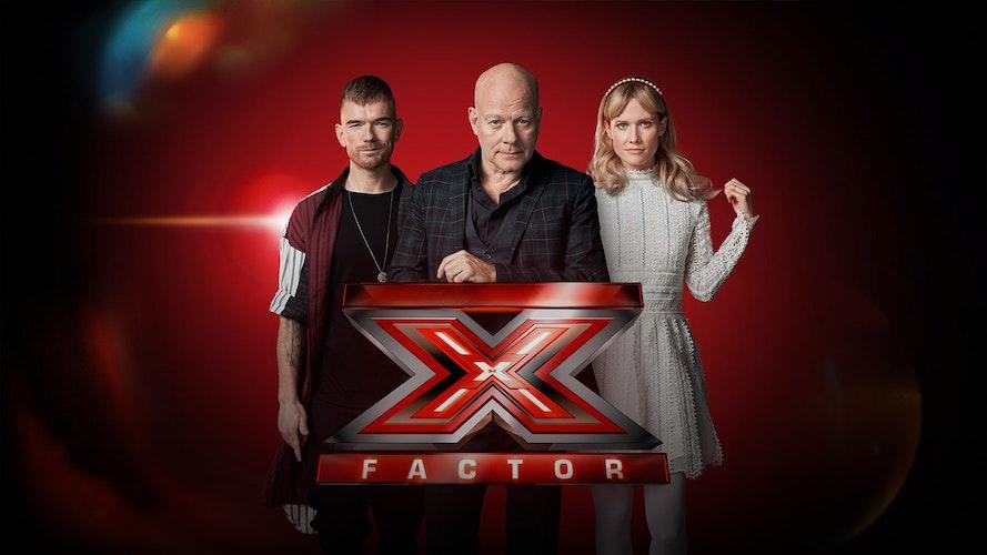 Se X Factor live eller når det passer dig