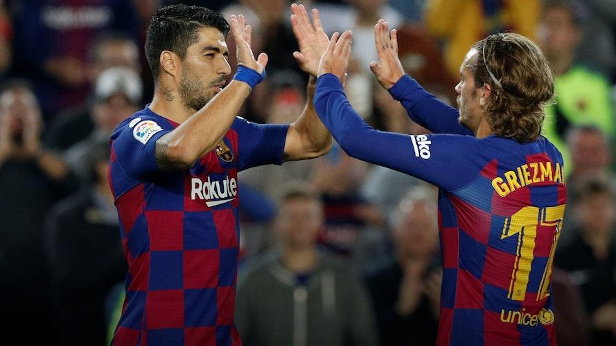 Se La Liga & Serie A på TV 2 PLAY