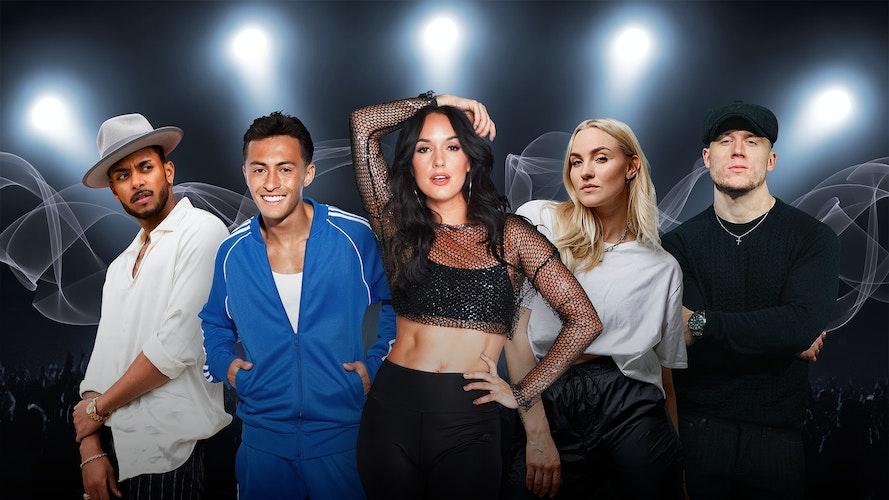 Dans i Blodet - kom tæt på nogle af Danmarks største dansestjerner