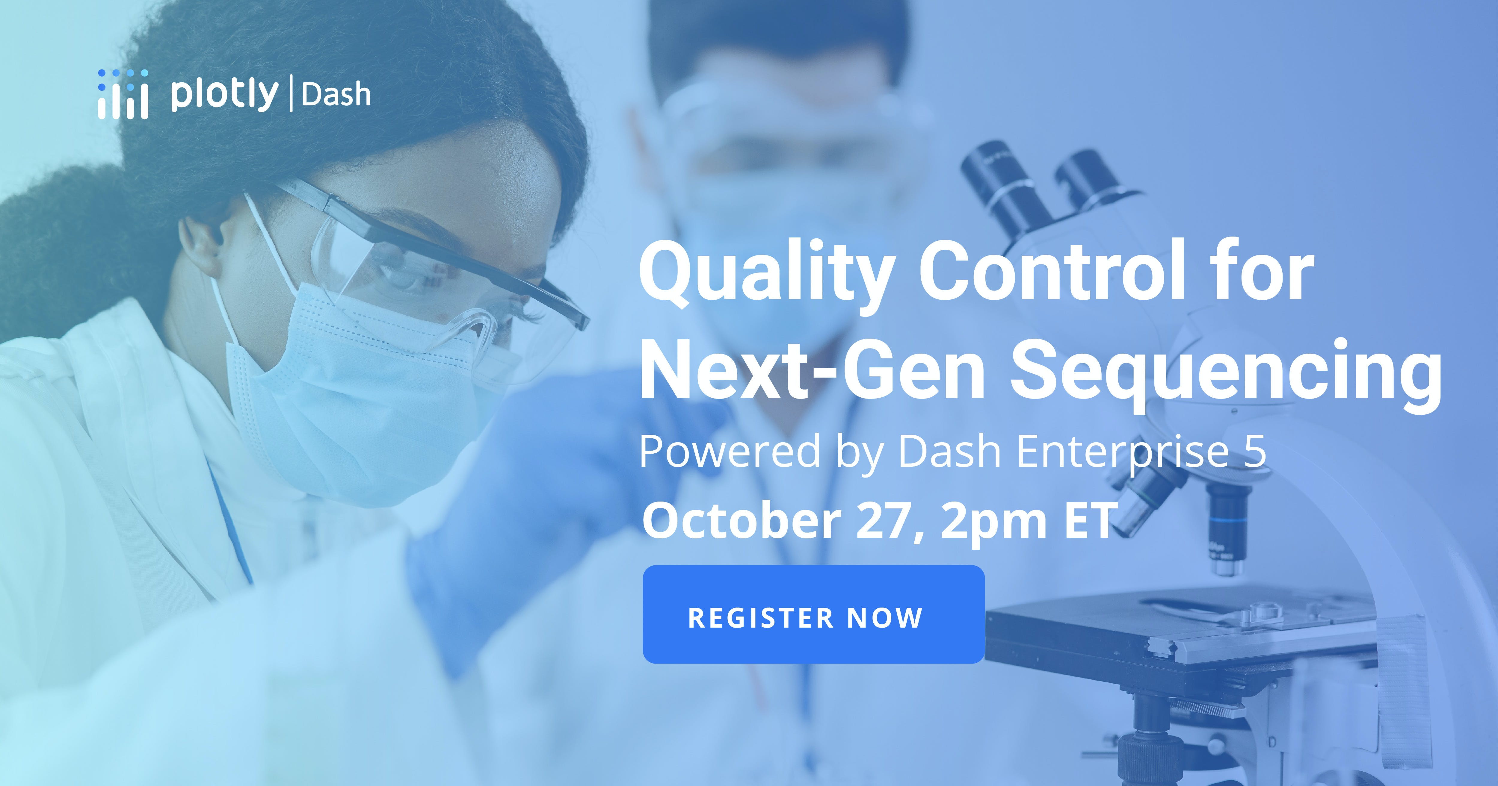 Quality Control for Next-gen sequencing