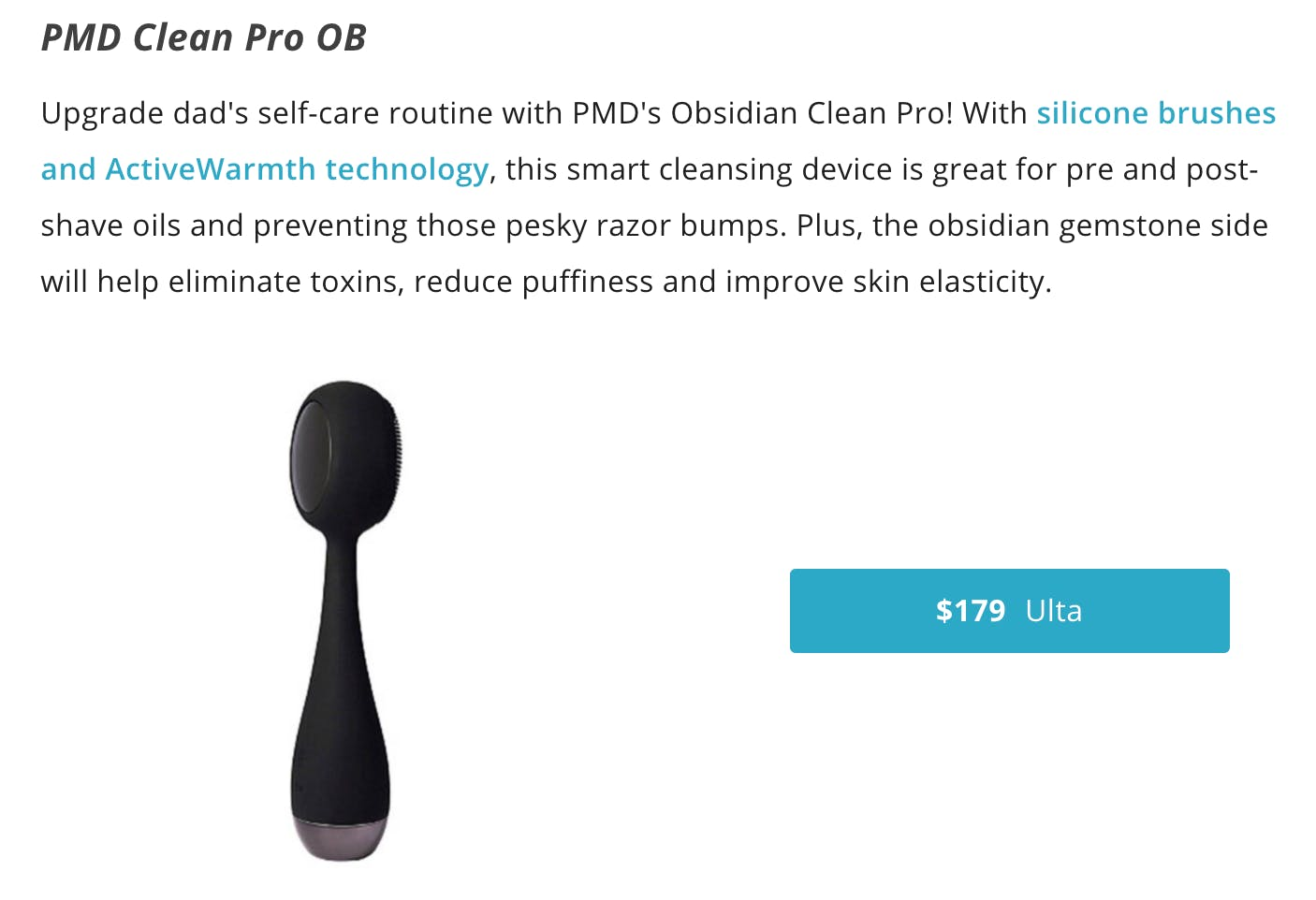 PMD Clean Pro OB in E! Online