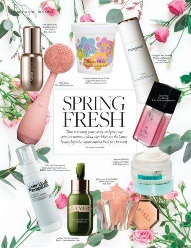 PMD Clean in Bella Magazine