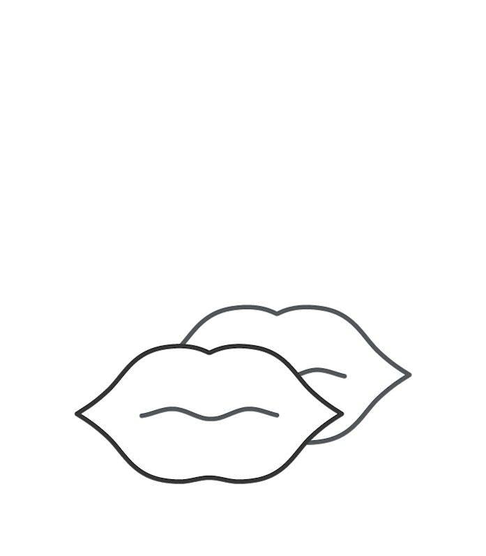 2 hydrakiss™ Lip Sheet Masks
