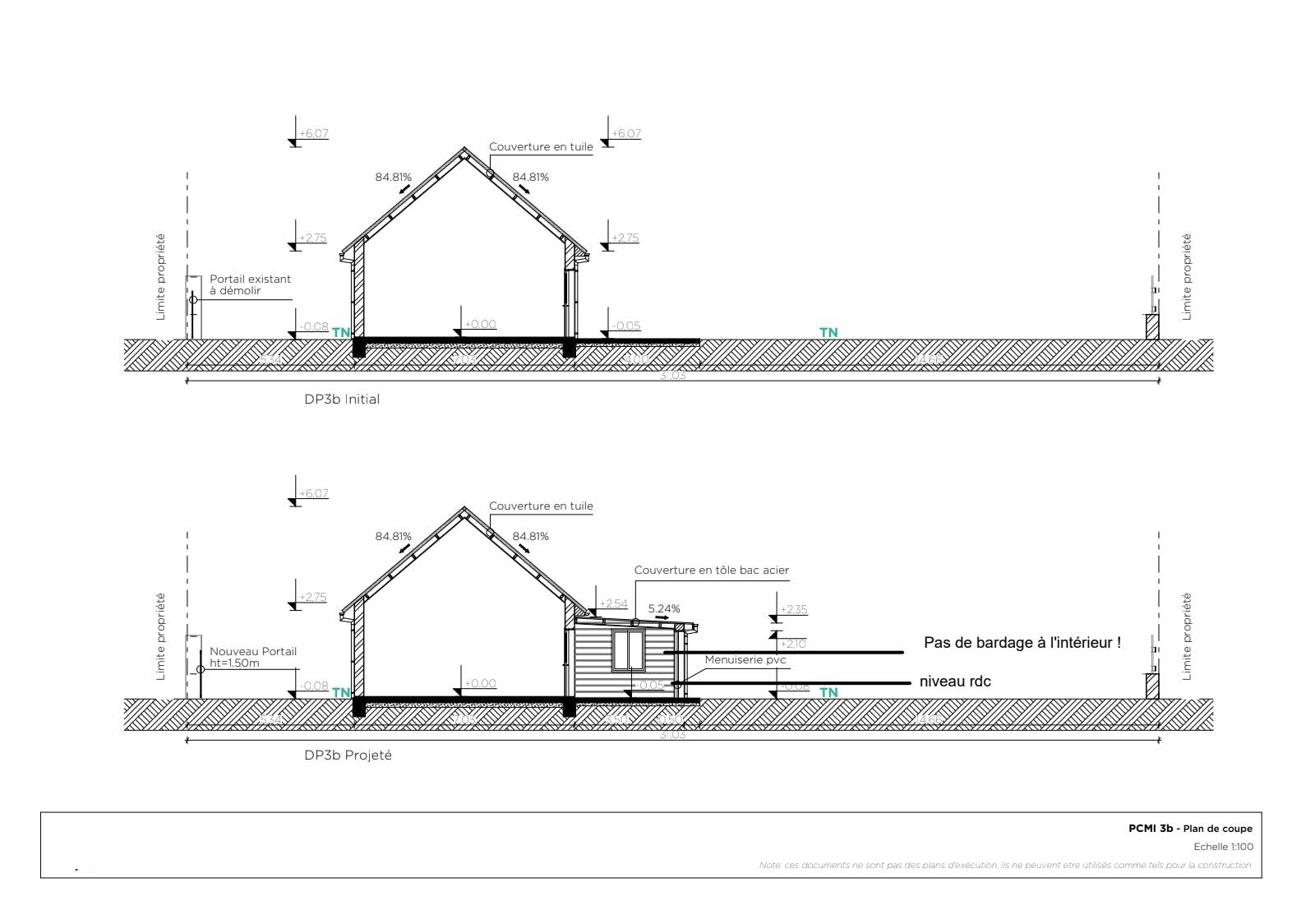 Exemple De Permis De Construire Extension