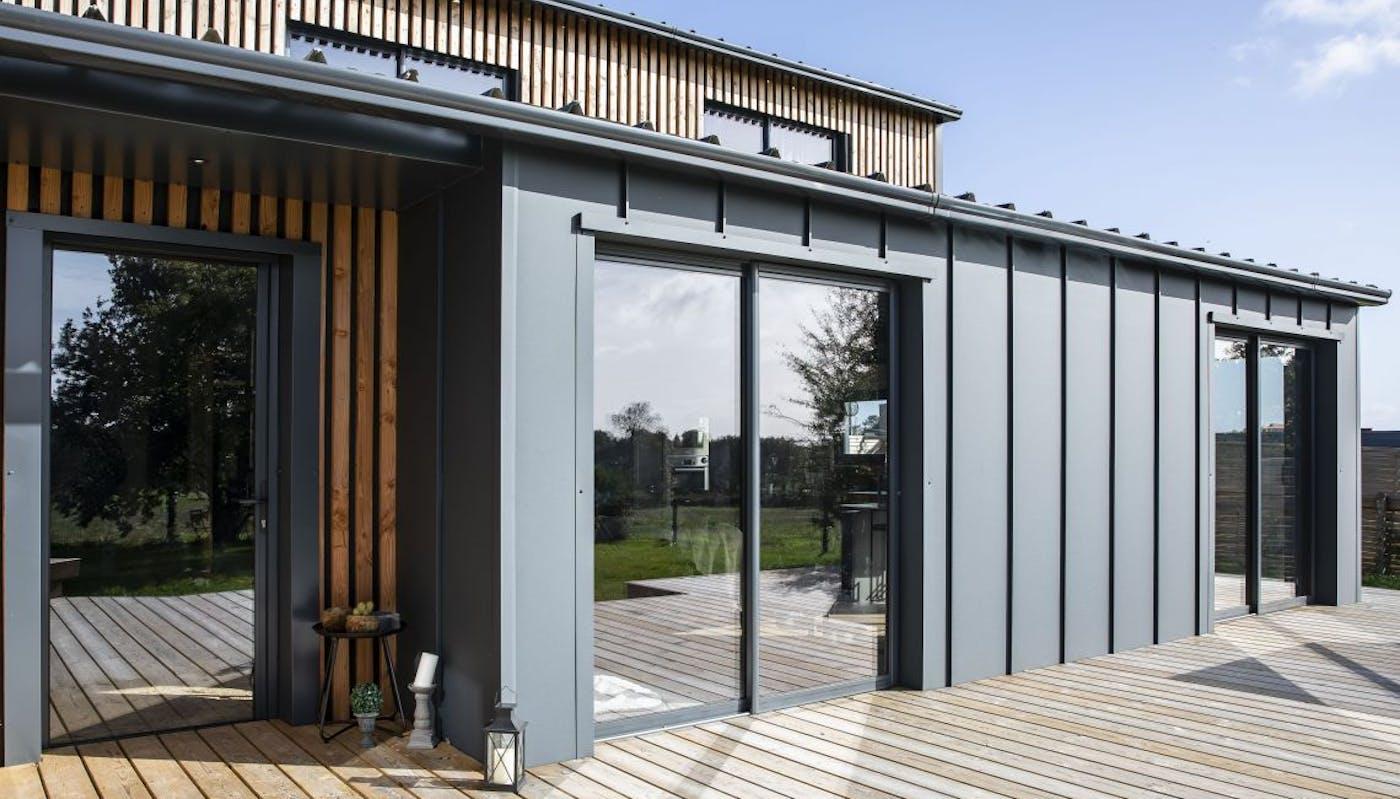 Extension De Maison En Container Un Concept Moderne