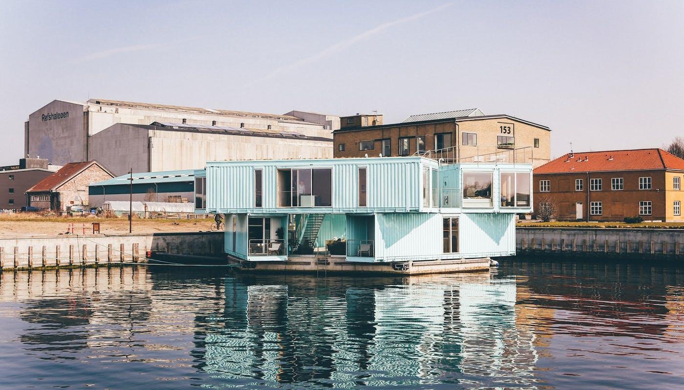 Maison Container Icone De L Architecture Contemporaine