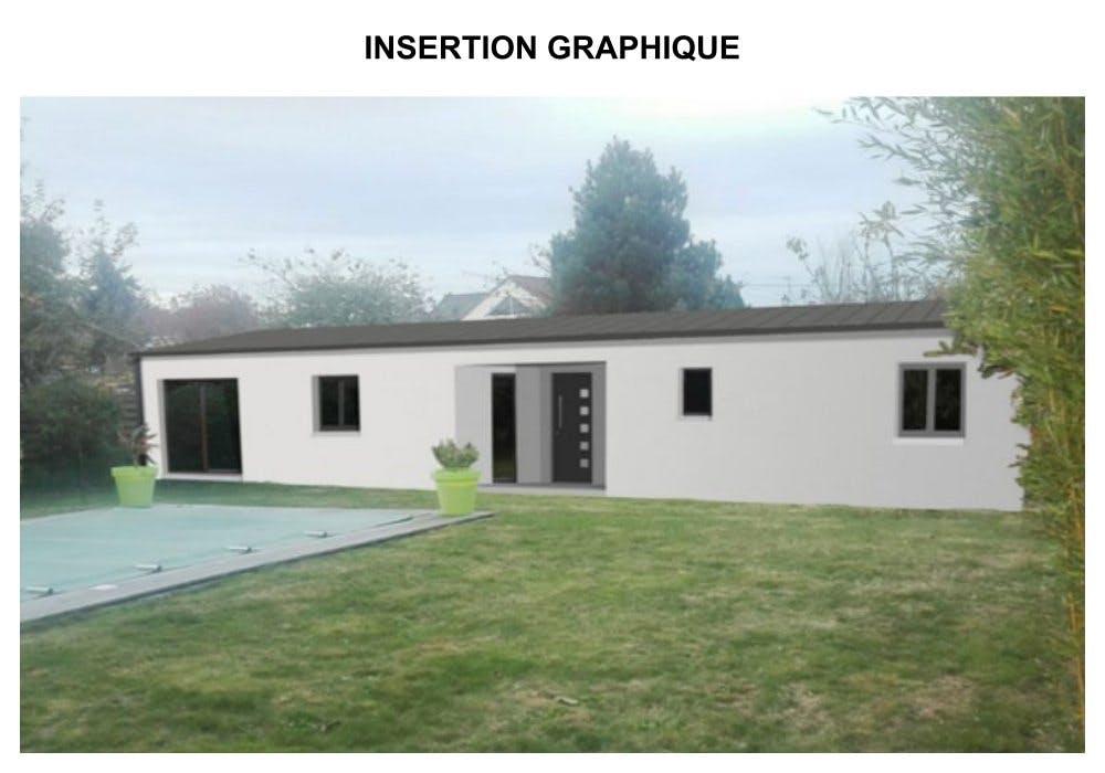Insertion graphique : maison