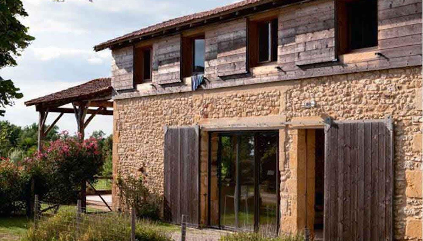 12 idées de revêtement pour la façade de la maison