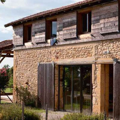 5 idées de revêtement pour la façade de la maison
