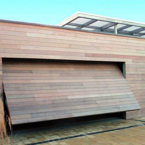5 idées de porte de garage
