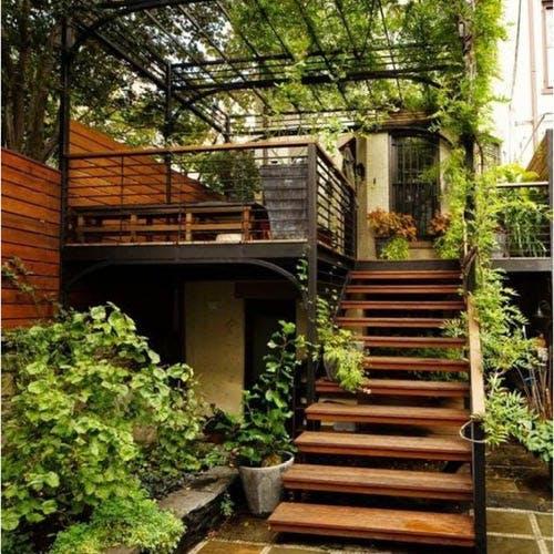5 inspirations pour une terrasse surélevée sur mesure