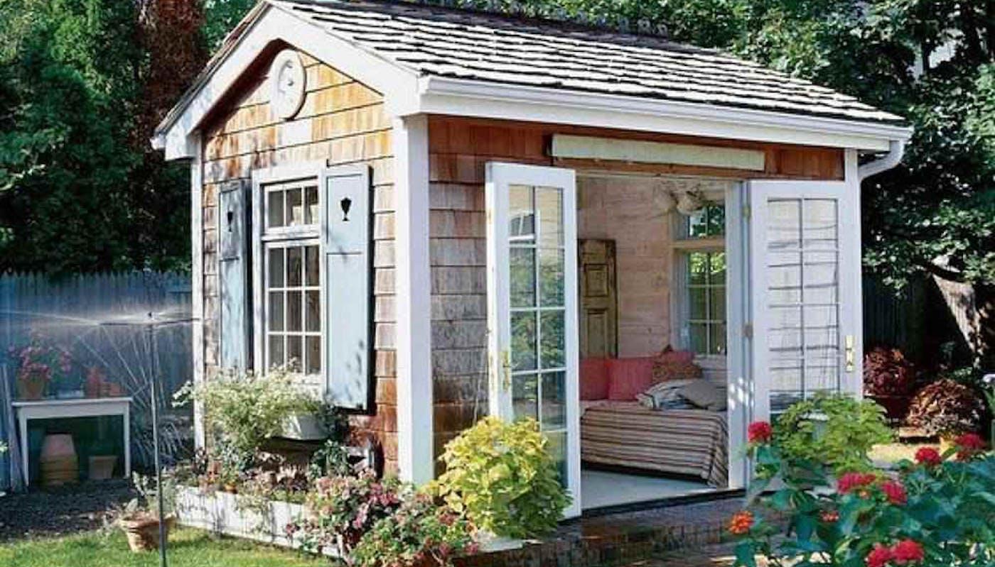 Quand demander une déclaration préalable pour un abri de jardin ?