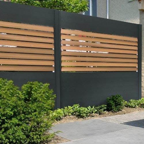 5 idées de clôture en aluminium pour un jardin sécurisé