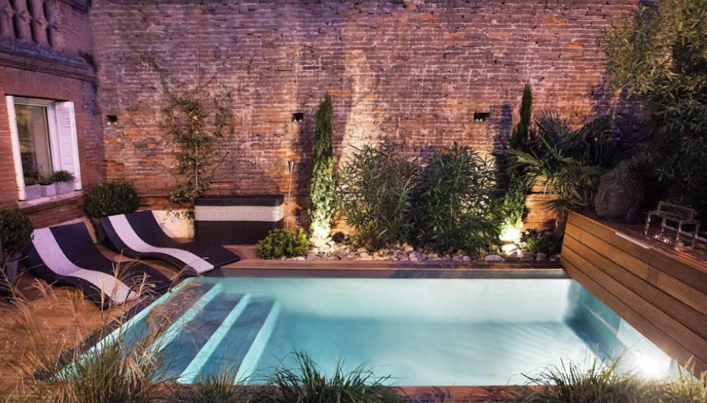 Aménager Un Petit Jardin De 20M2 5 idées de petite piscine pour mini jardin ou terrasse