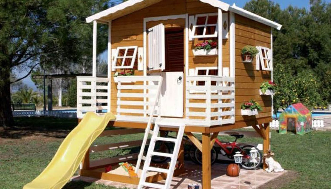 Quel Bois Pour Cabane De Jardin construire une cabane en bois pour enfant : 5 projets diy