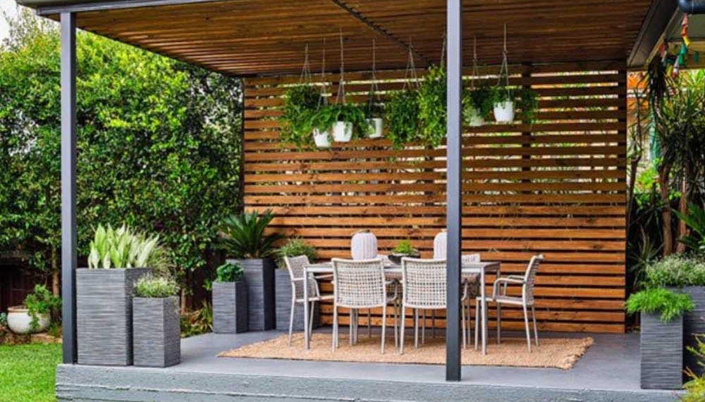 5 Idees D Amenagement De Pergola Pour Le Jardin Ou La Terrasse