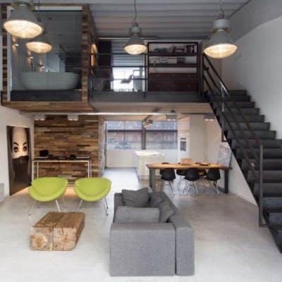 Transformer une usine en loft : 5 inspirations déco