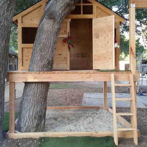 Construire Une Cabane En Bois Pour Enfant 5 Projets Diy