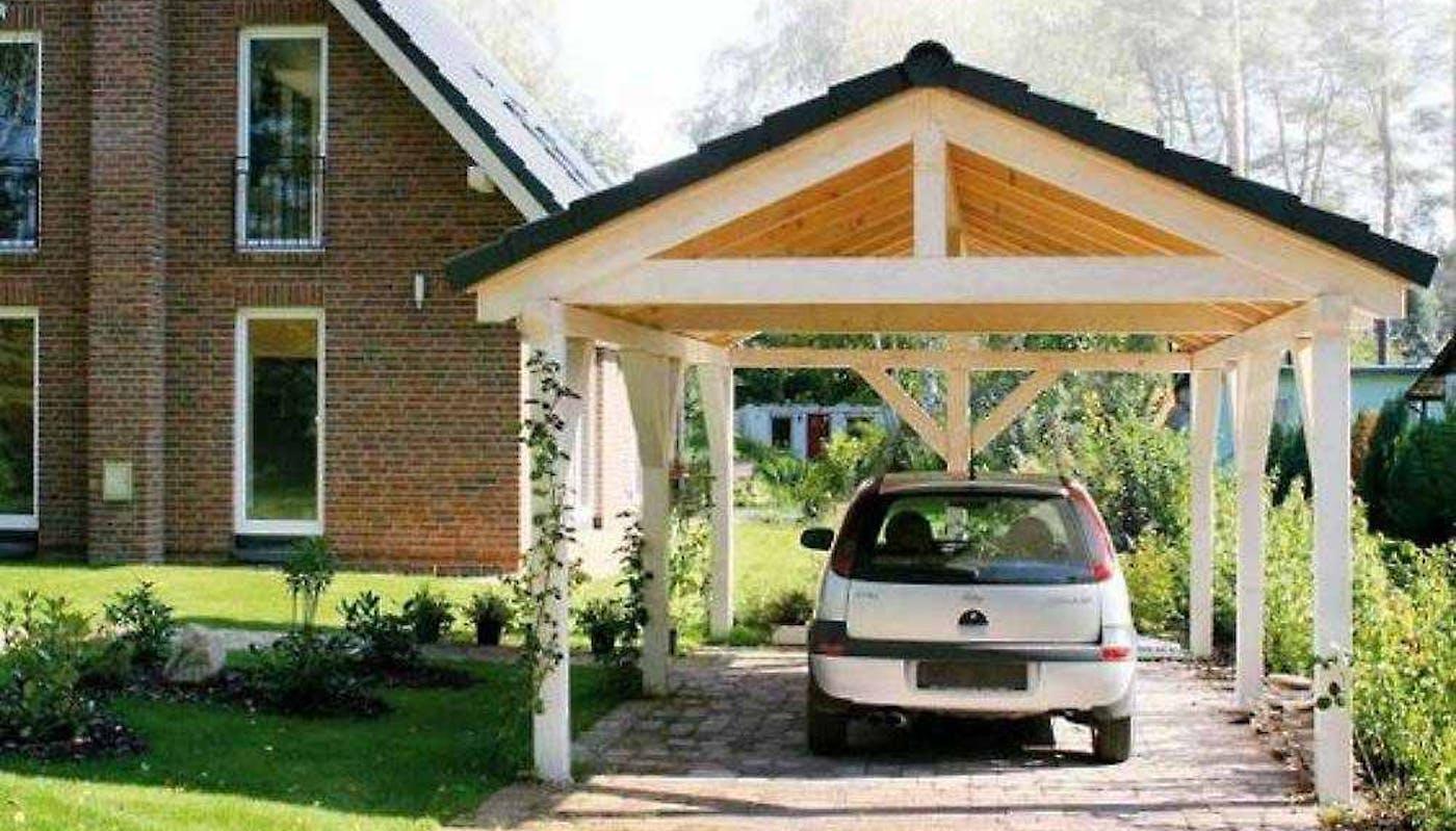 Quand demander un permis de construire pour un carport ?